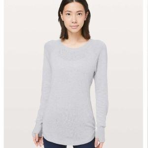 lululemon | hello aloe pullover